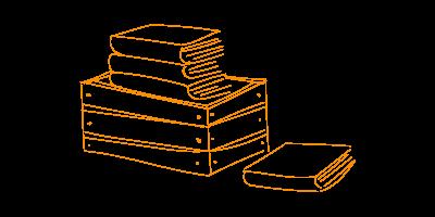 We publish books