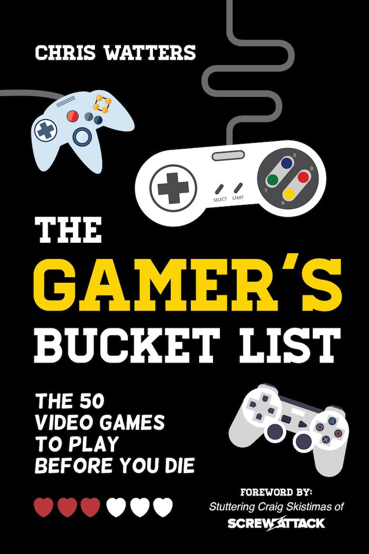 The Gamer's Bucket List