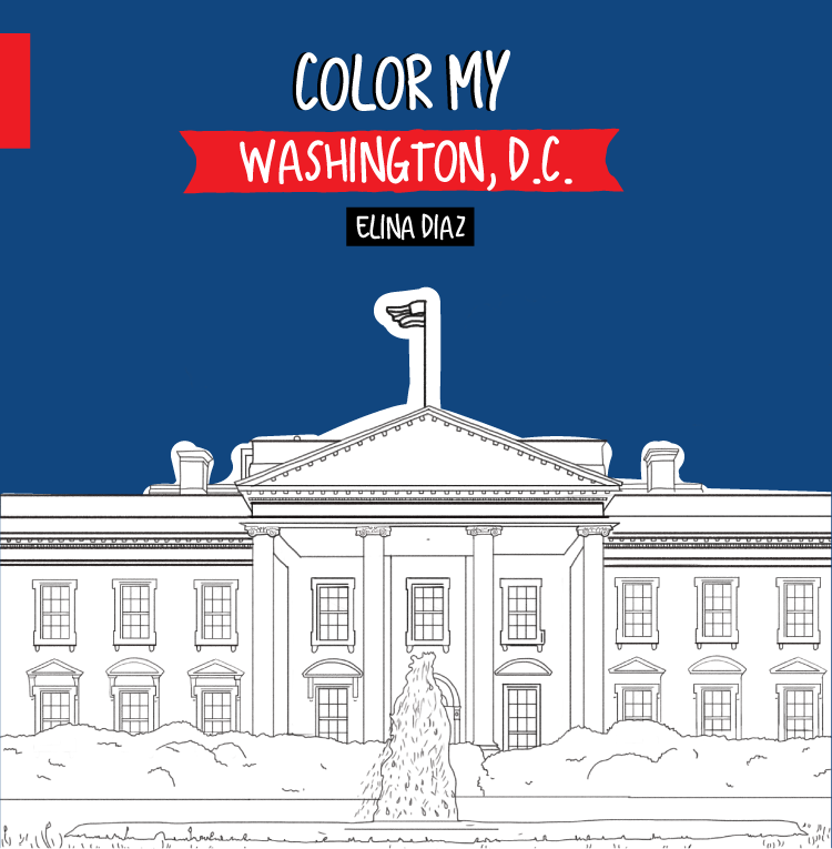 Color My Washington D.C.
