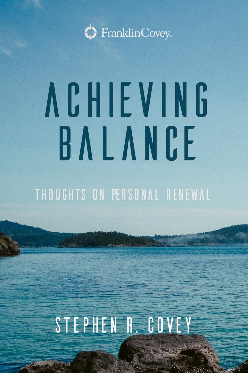 Achieving Balance