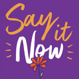 Say It Now Book Event